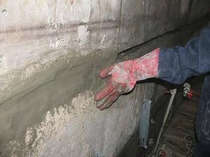 Гидроизоляция стыков и швов краска на полеуретановой основе для бетона